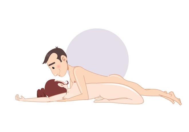 Секс позы рандом